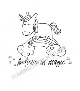 Licorne believe in magic