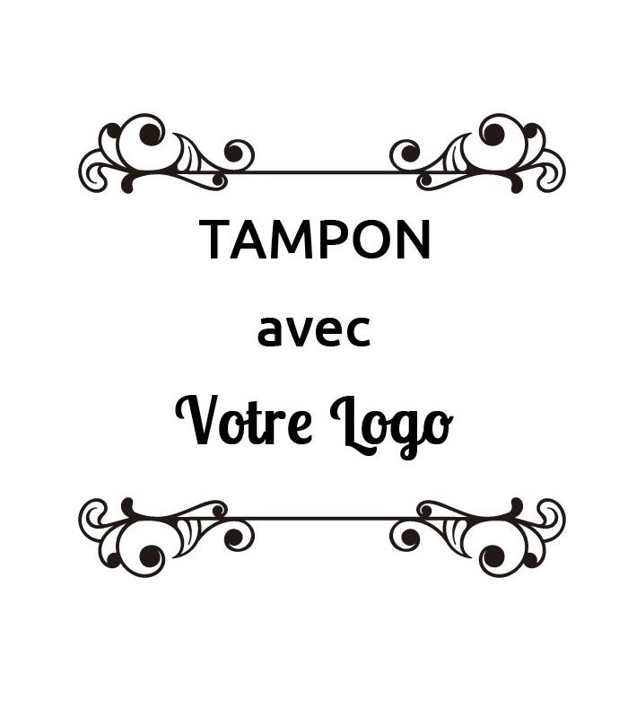 Très Tampon Logo personnalisé ZC96