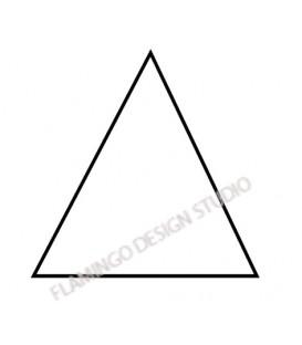 Tampon Triangle seul