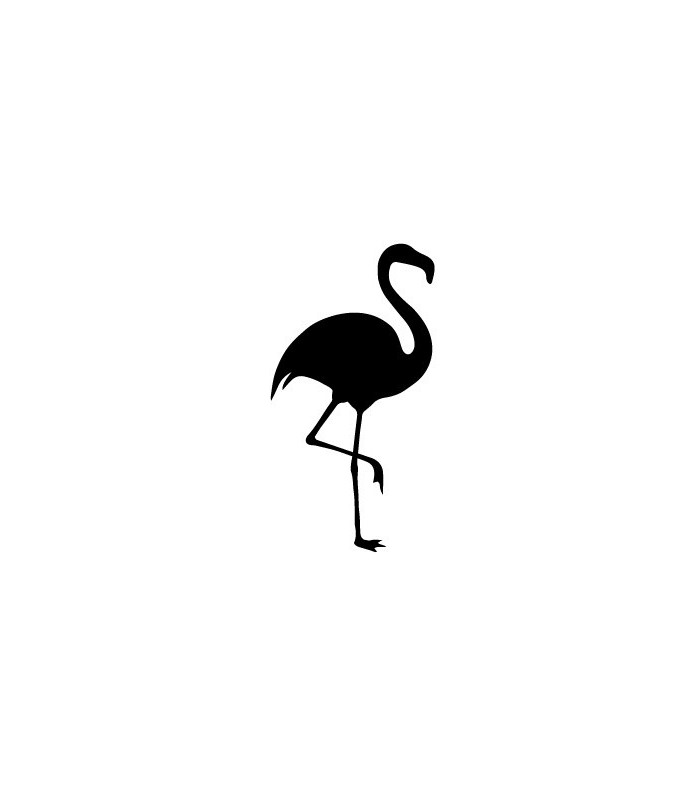 Flamant Rose Logo Awesome Graphic Library
