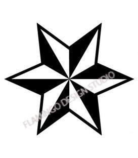 Tampon étoile 4