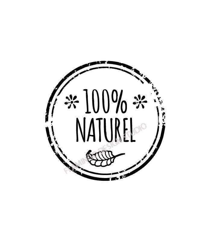 Rubber stamp - Xylophene 100 naturel ...