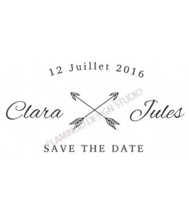 Tampon Mariage - 210 A