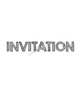 Gwen Scrap collection 3 - INVITATION