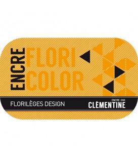 Encre Floricolor - Clémentine