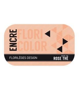 Encre Floricolor - Rose Thé