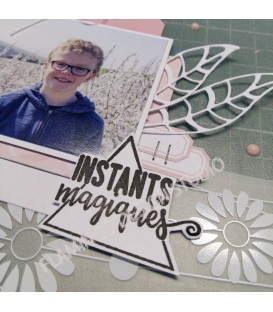 Instants magiques - Gwen Scrap Collection 7