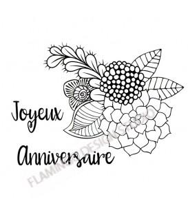 Joyeux Anniversaire Bouquet