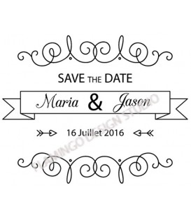 Tampon Mariage - 150 A