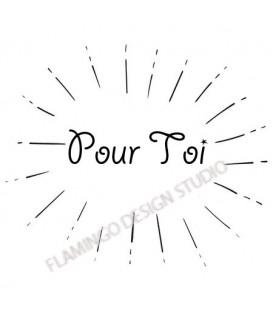 Tampon // Pour toi //