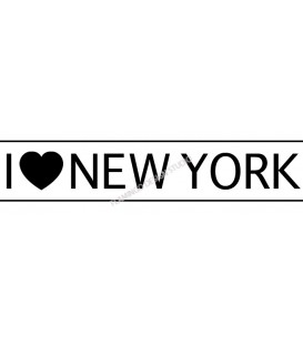 Tampon - I ♥ New-York