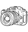 Tampon Appareil photo reflex