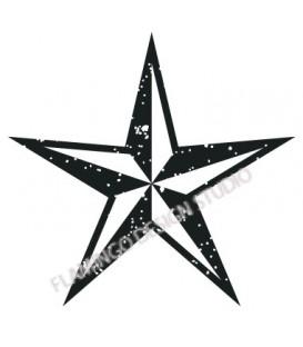 Tampon étoile 3