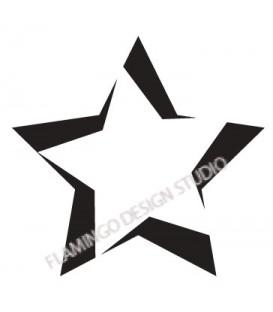 Tampon étoile 7