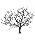Rubber stamp - Tree 3