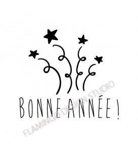 Bonne Année ! étoiles