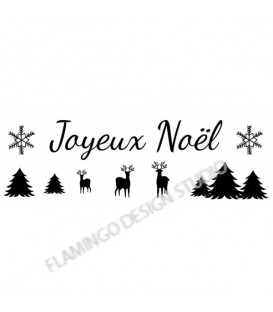 Merry Christmas - french