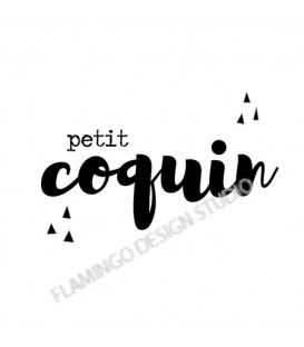 Rubber stamp - Gwen Scrap Collection 2- petit coquin