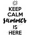 Gwen Scrap collection 3 - Keep calm summer is here