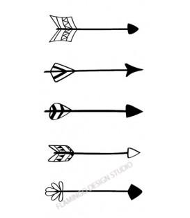 Tampon Quatre Flèches