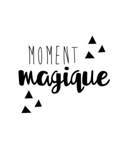 Rubber stamp - Gwen Scrap Collection 5 - Moment magique