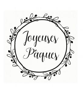 Joyeuses Pâques Couronne