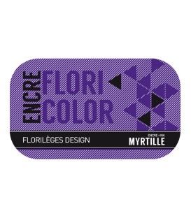 Encre Floricolor - Myrtille