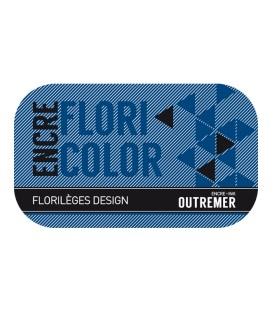 Encre Floricolor - Outremer
